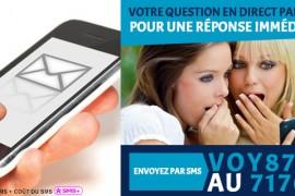 Consultations par SMS