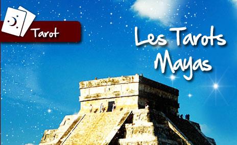 c4d2940bb24704 Les Tarots Mayas