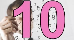 Signification du nombre 10