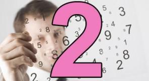 Signification du chiffre 2
