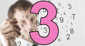 Signification du chiffre 3