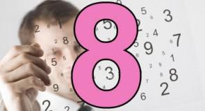Signification du chiffre 8