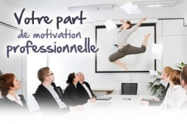Votre motivation professionnelle